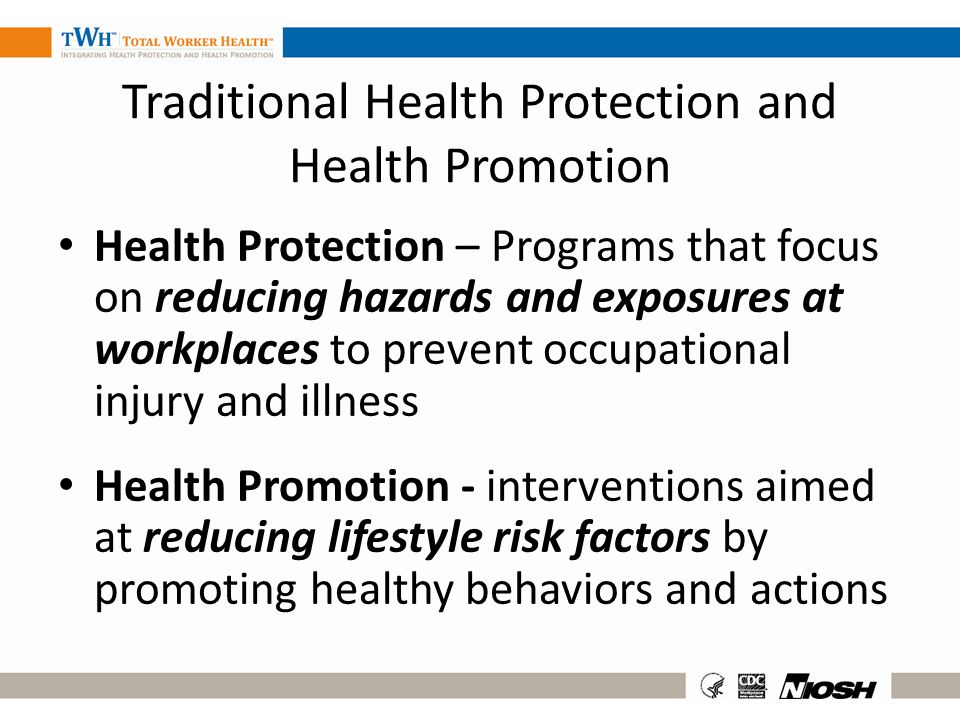 Traditional Health Protection and Health Promotion