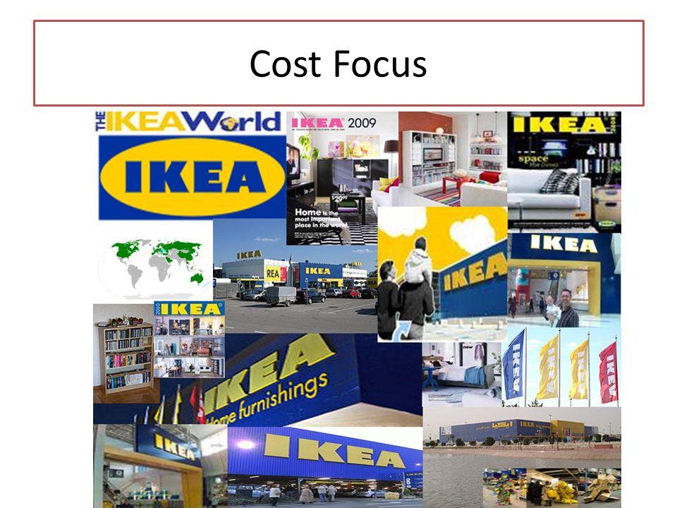 Cost Focus