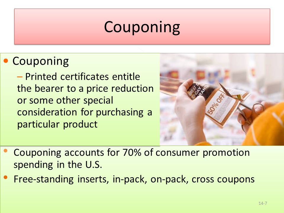 Couponing Couponing.