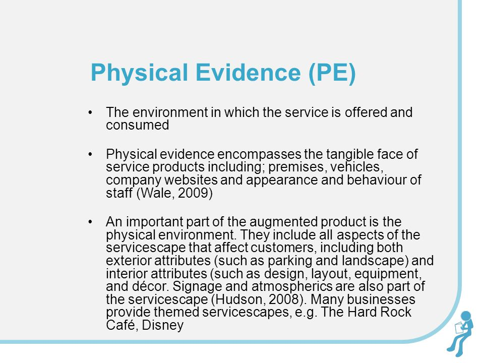 Physical Evidence (PE)