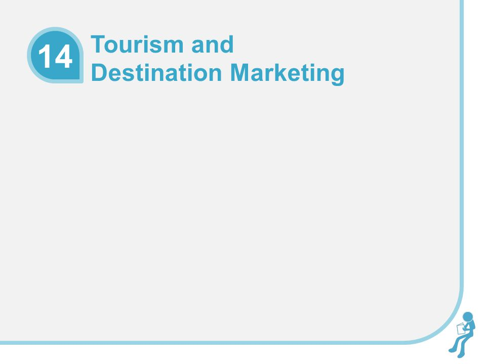 14 Tourism and Destination Marketing