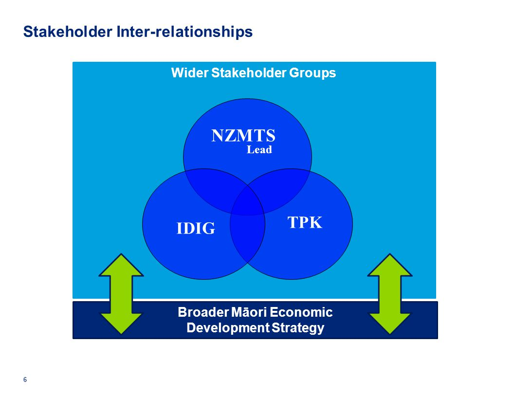 Stakeholder Inter-relationships