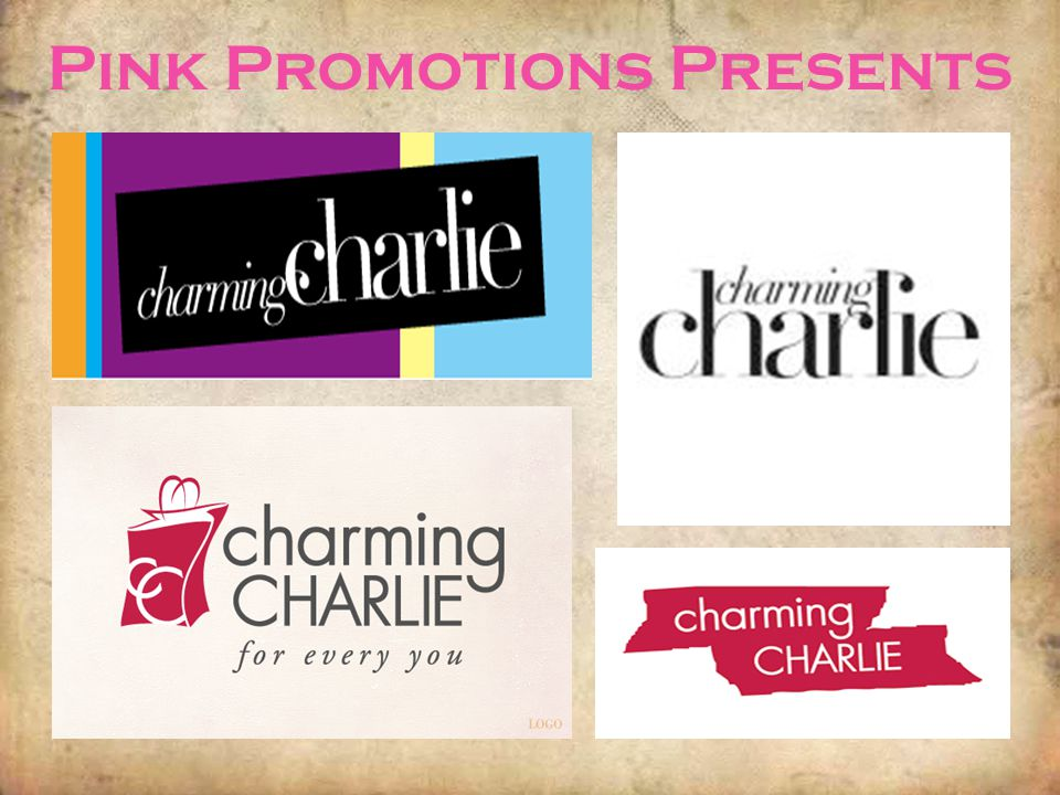Pink Promotions Presents