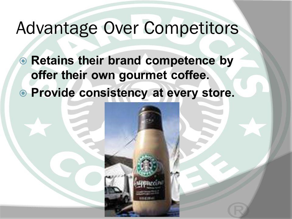 Advantage Over Competitors