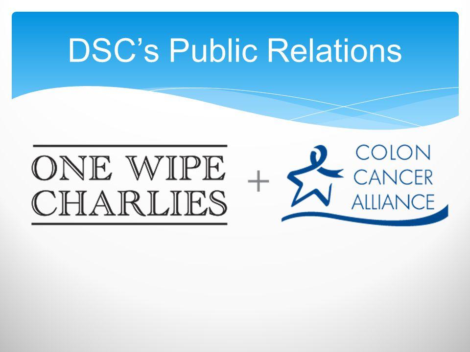 DSC's Public Relations