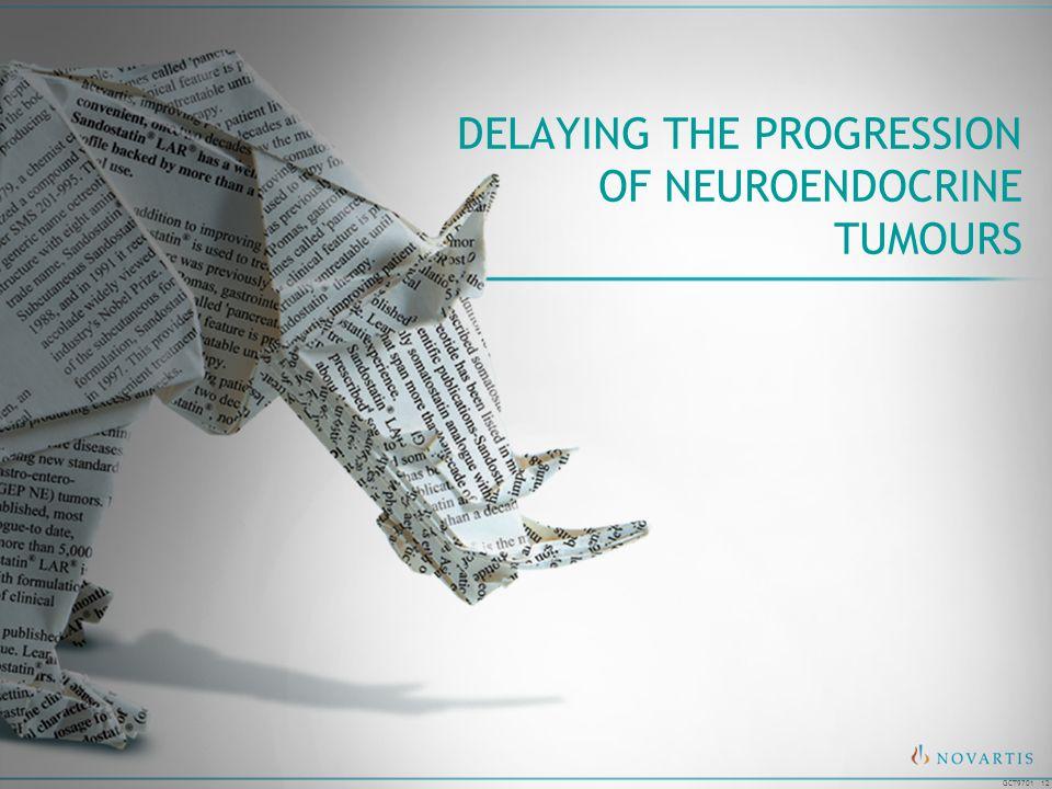 DELAYING THE PROGRESSION OF NEUROENDOCRINE TUMOURS