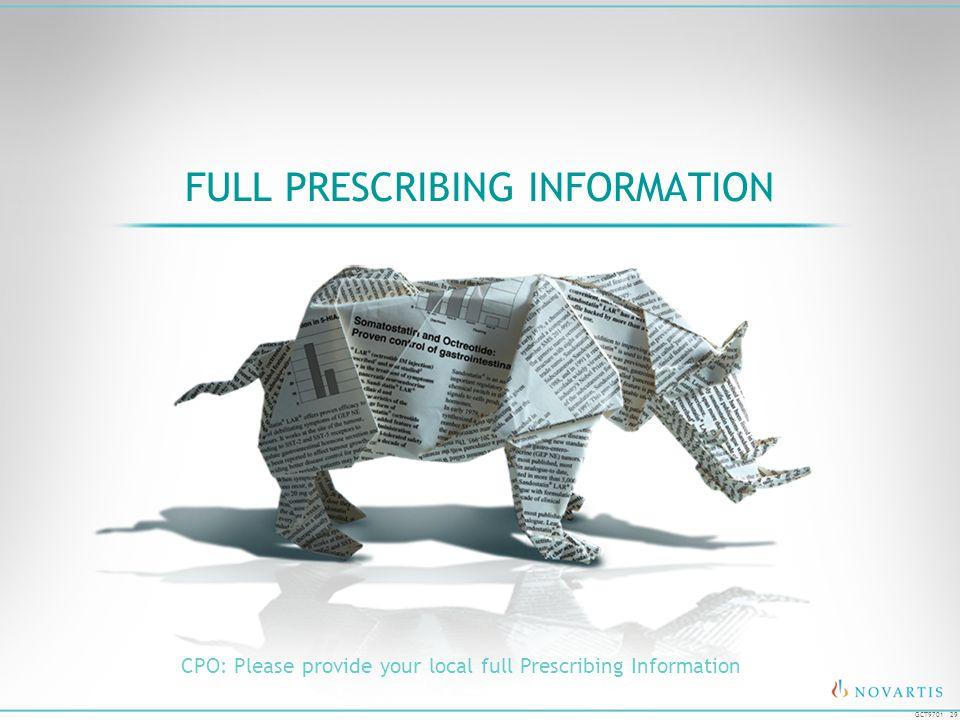 Full Prescribing Information