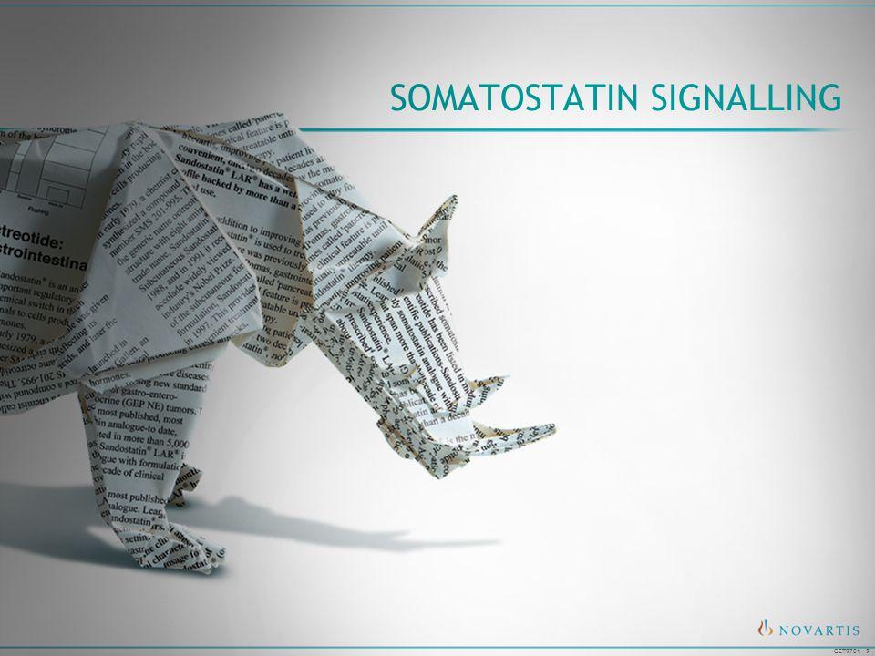 Somatostatin Signalling
