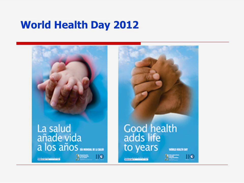 World Health Day 2012