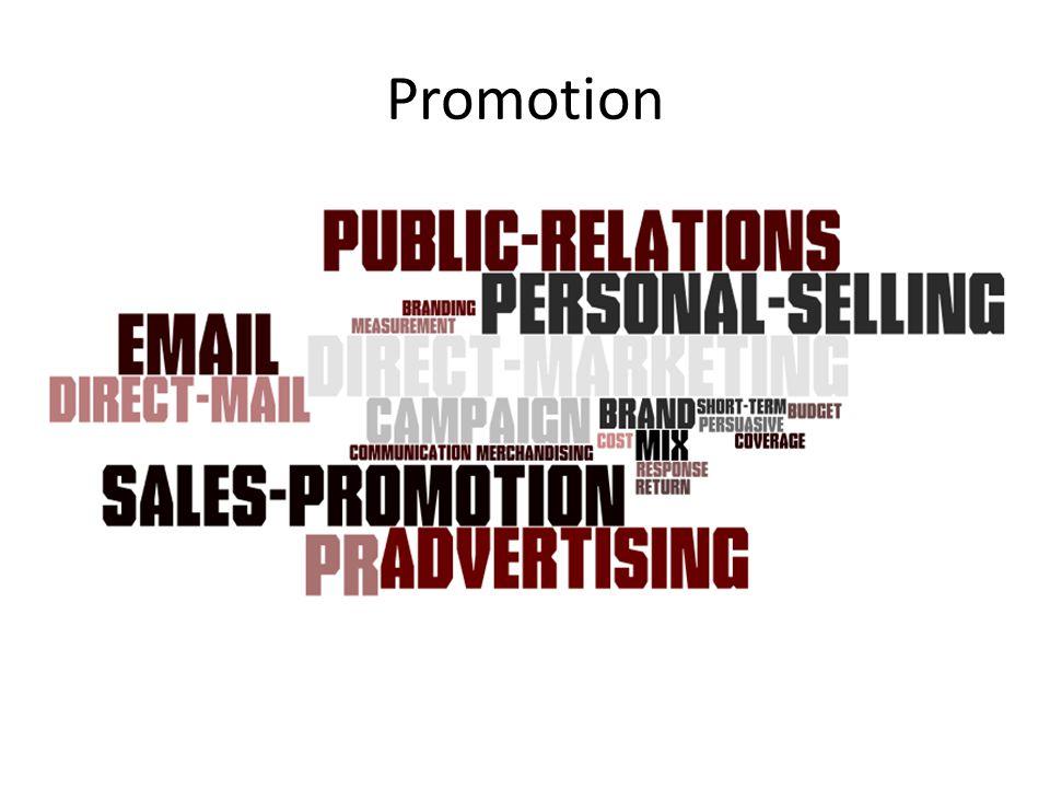 Promotion 1