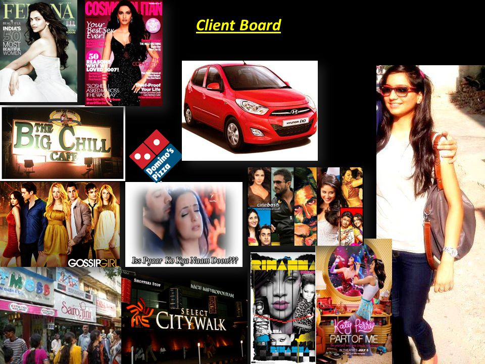 Client Board