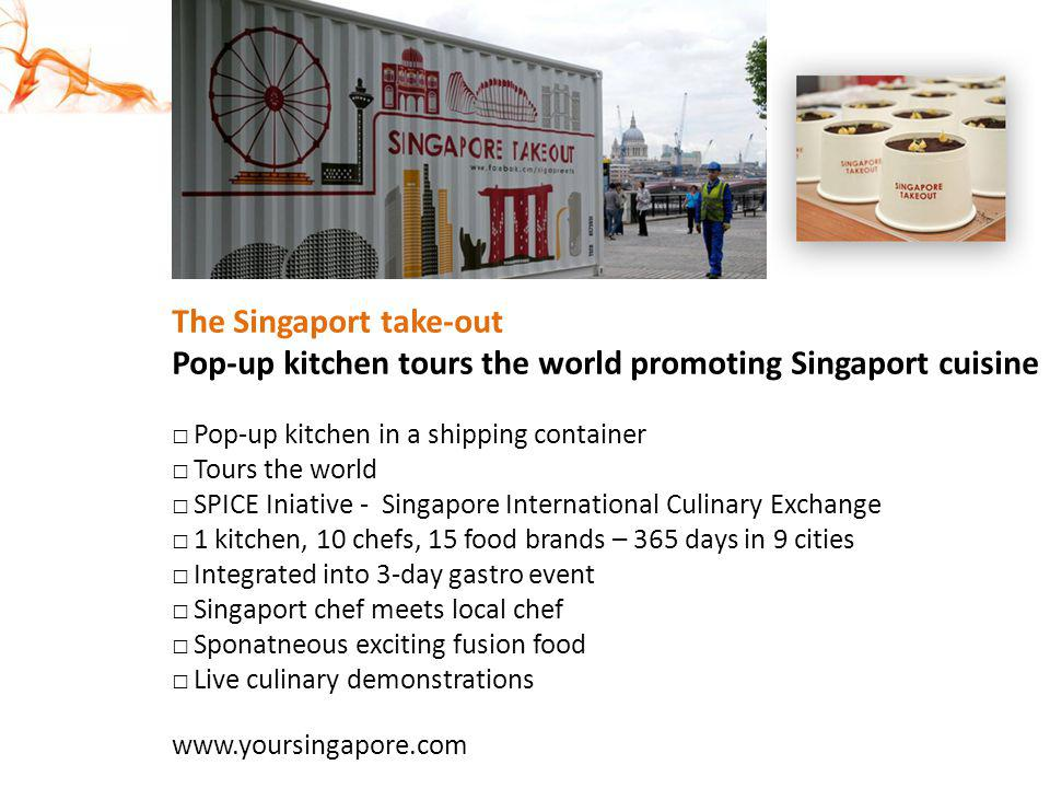 The Singaport take-out
