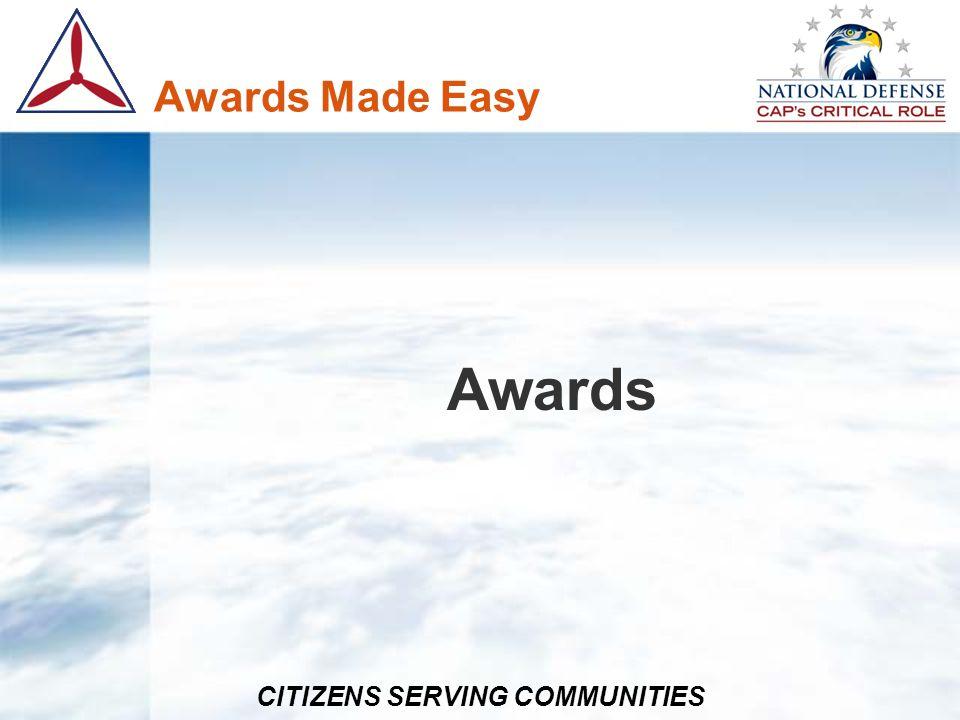 Awards Made Easy Awards