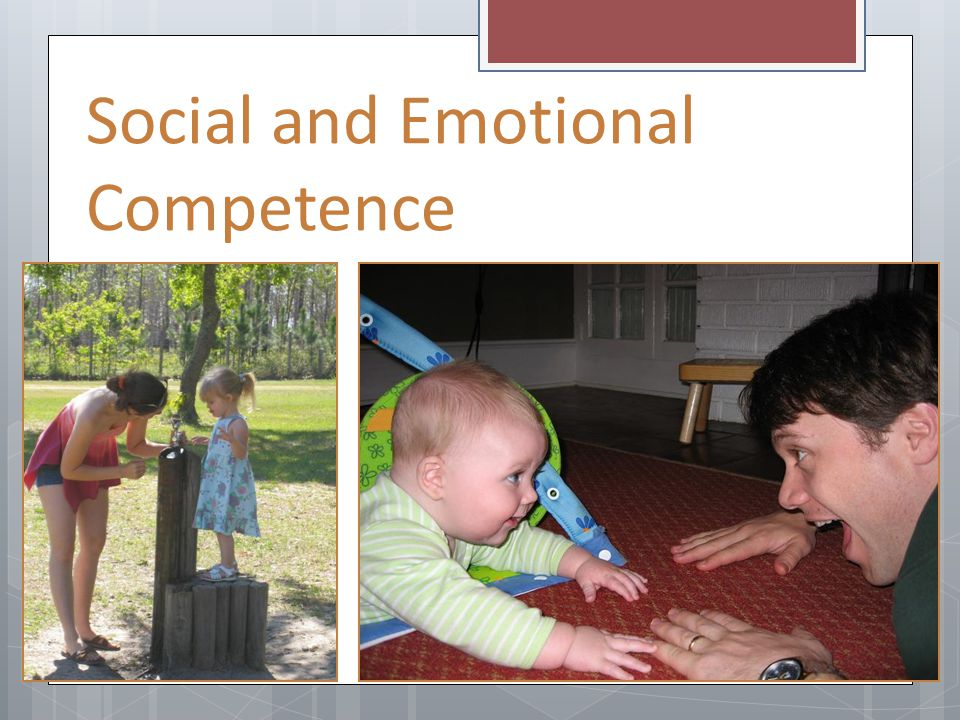 Social and Emotional Competence