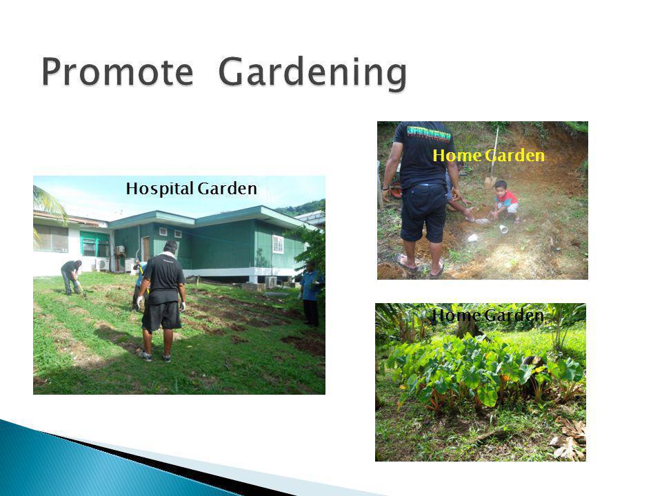 Promote Gardening Home Garden Hospital Garden Home Garden
