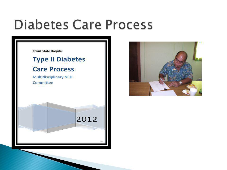 Diabetes Care Process