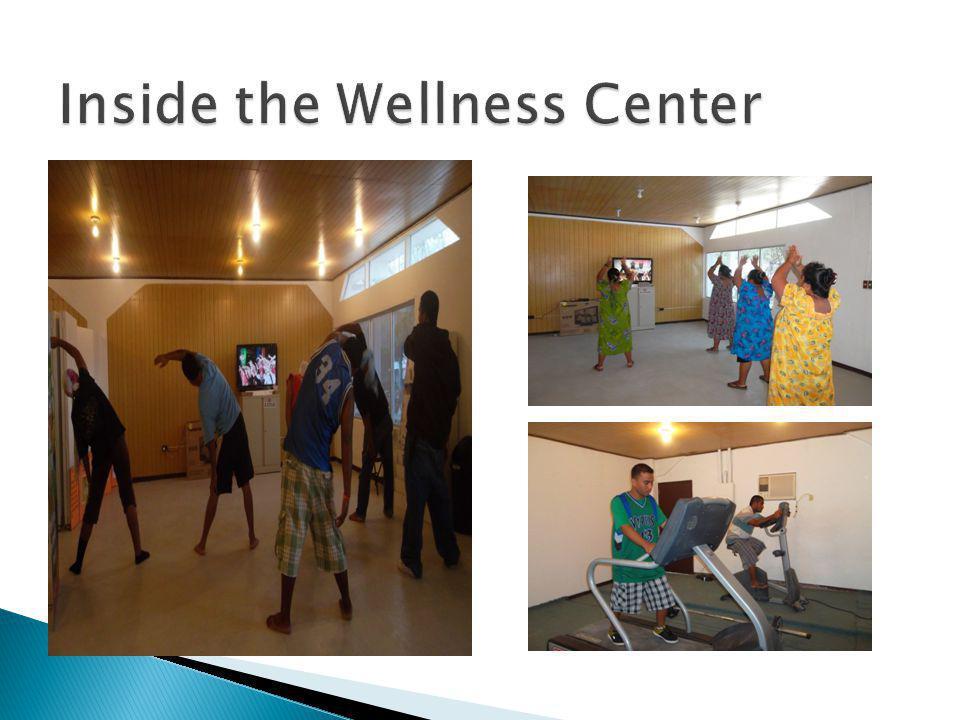 Inside the Wellness Center