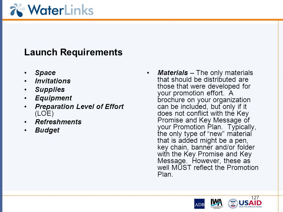 Launch Requirements Space Invitations Supplies Equipment