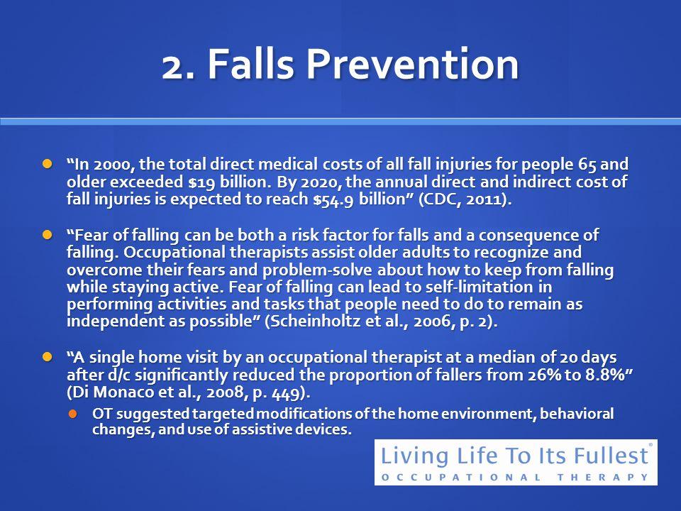 2. Falls Prevention