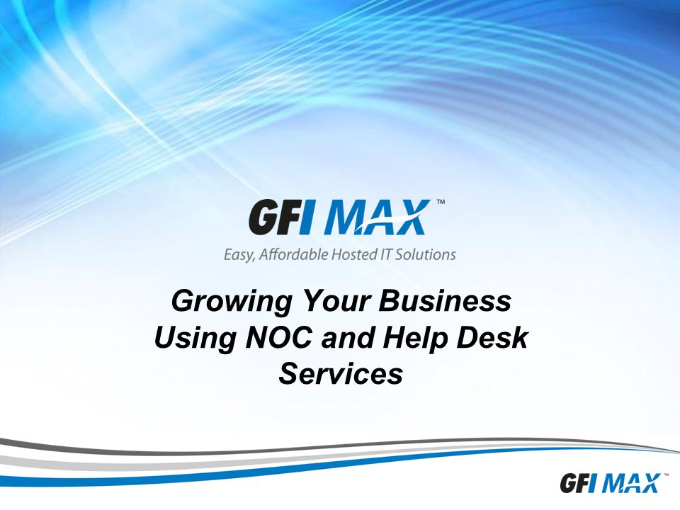 Growing Your Business Using NOC and Help Desk Services