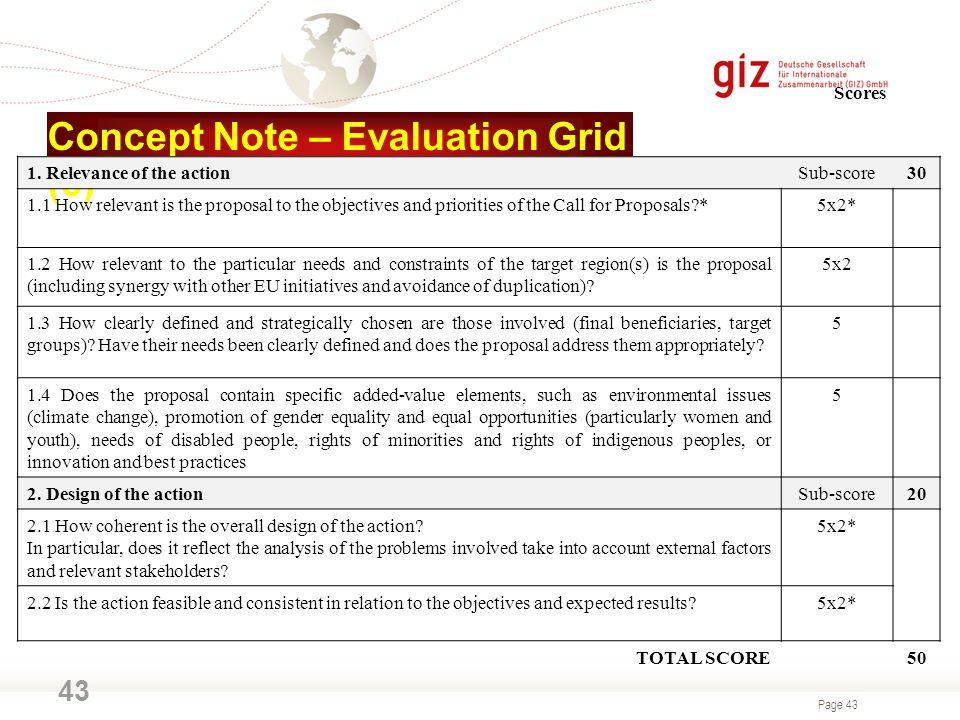 Concept Note – Evaluation Grid (6)