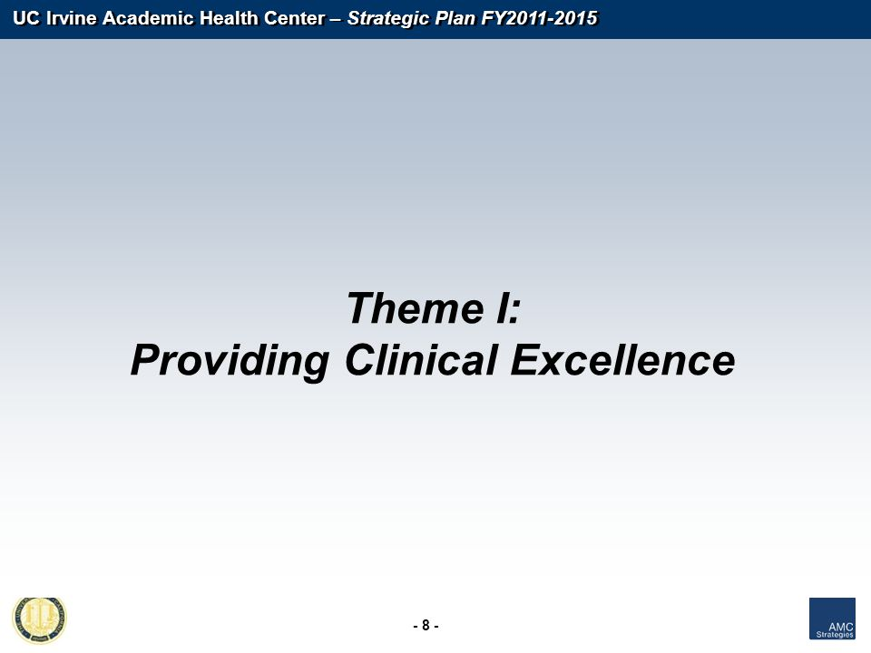 Providing Clinical Excellence