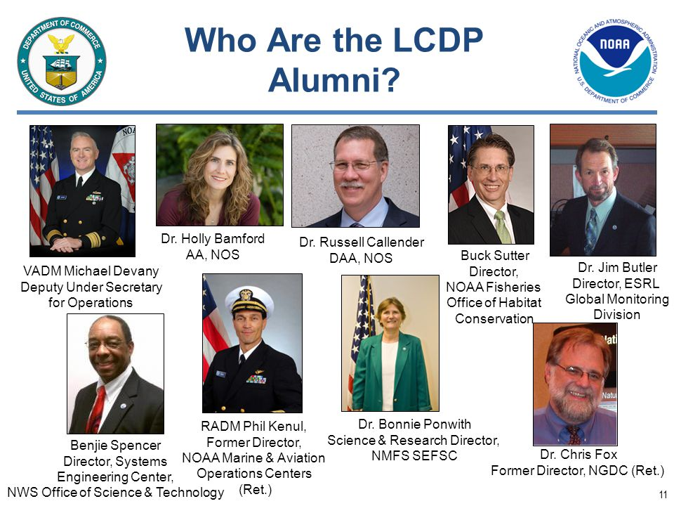 Who Are the LCDP Alumni . Dr. Holly Bamford AA, NOS