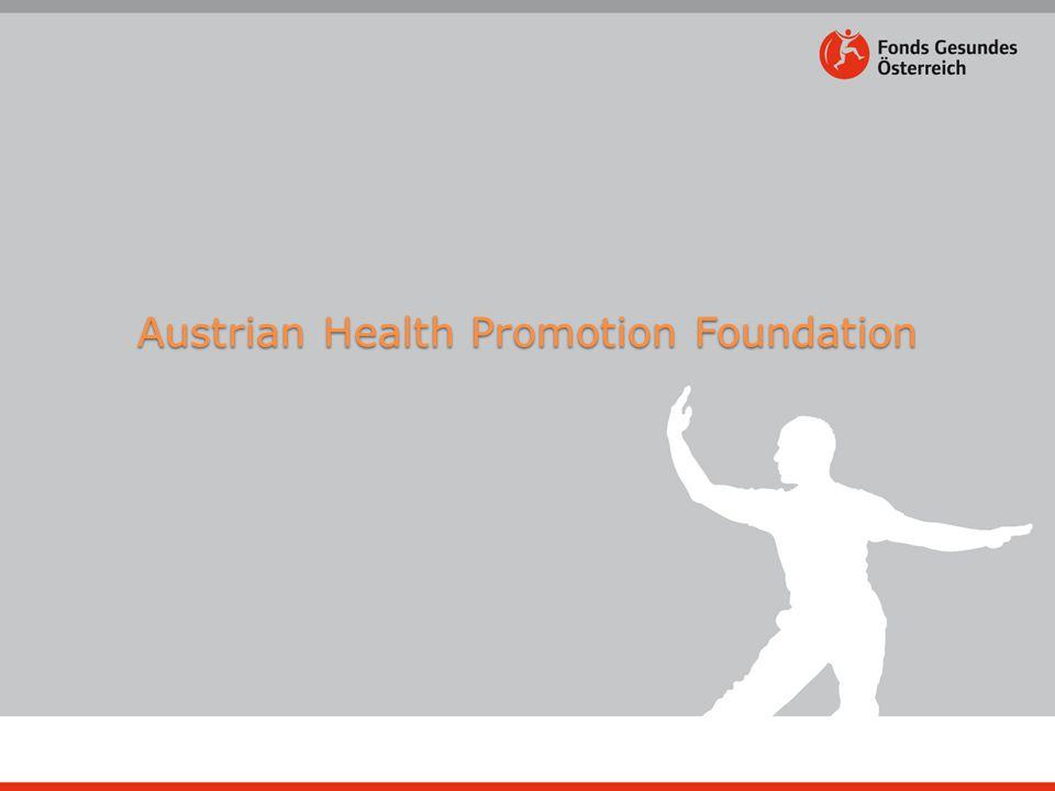 Austrian Health Promotion Foundation