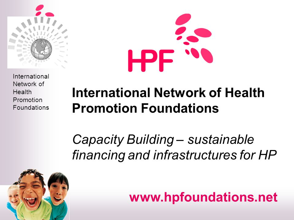 International Network of Health Promotion Foundations