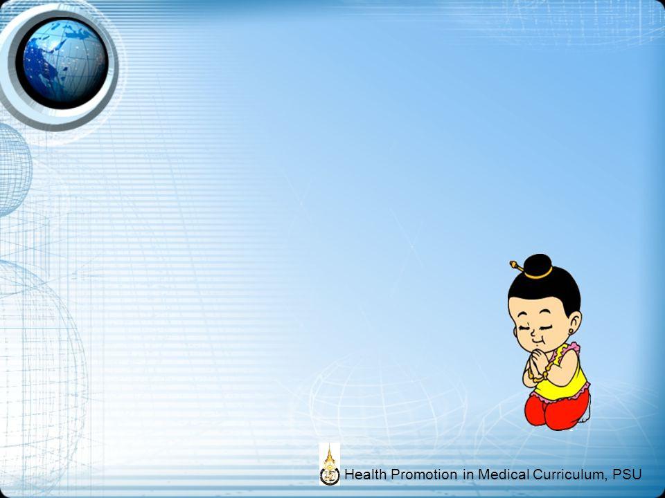 Health Promotion in Medical Curriculum, PSU