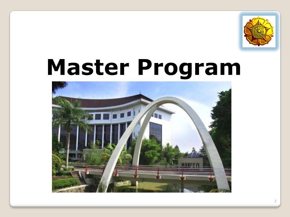 Master Program