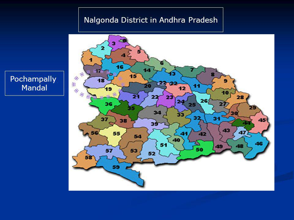 Nalgonda District in Andhra Pradesh