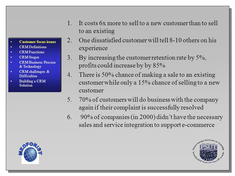 customer relationship management is a technology solution for increasing sales