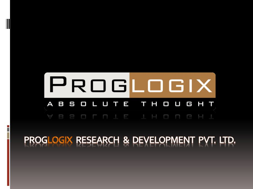 PROGLOGIX Research & Development Pvt. Ltd.