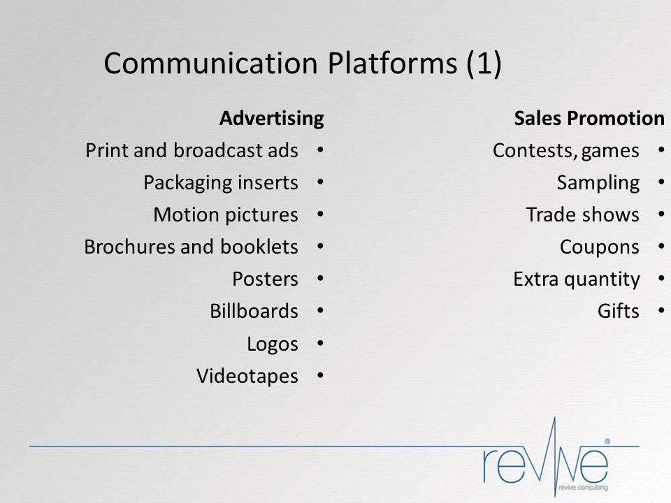 Communication Platforms (1)
