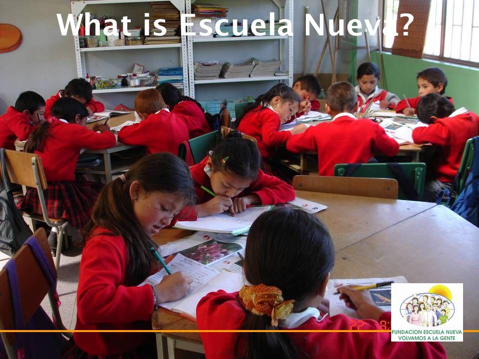 What is Escuela Nueva 4