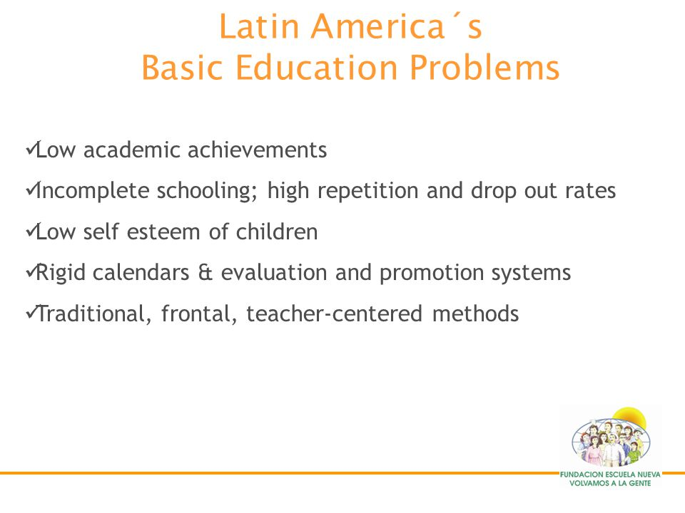 Basic Education Problems