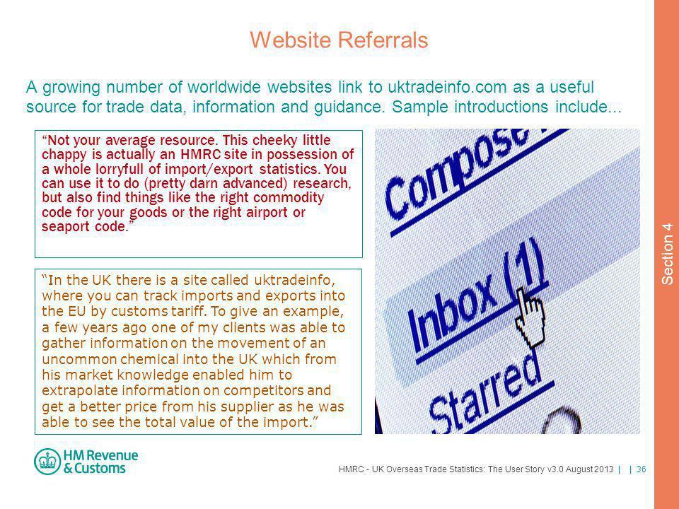 Website Referrals