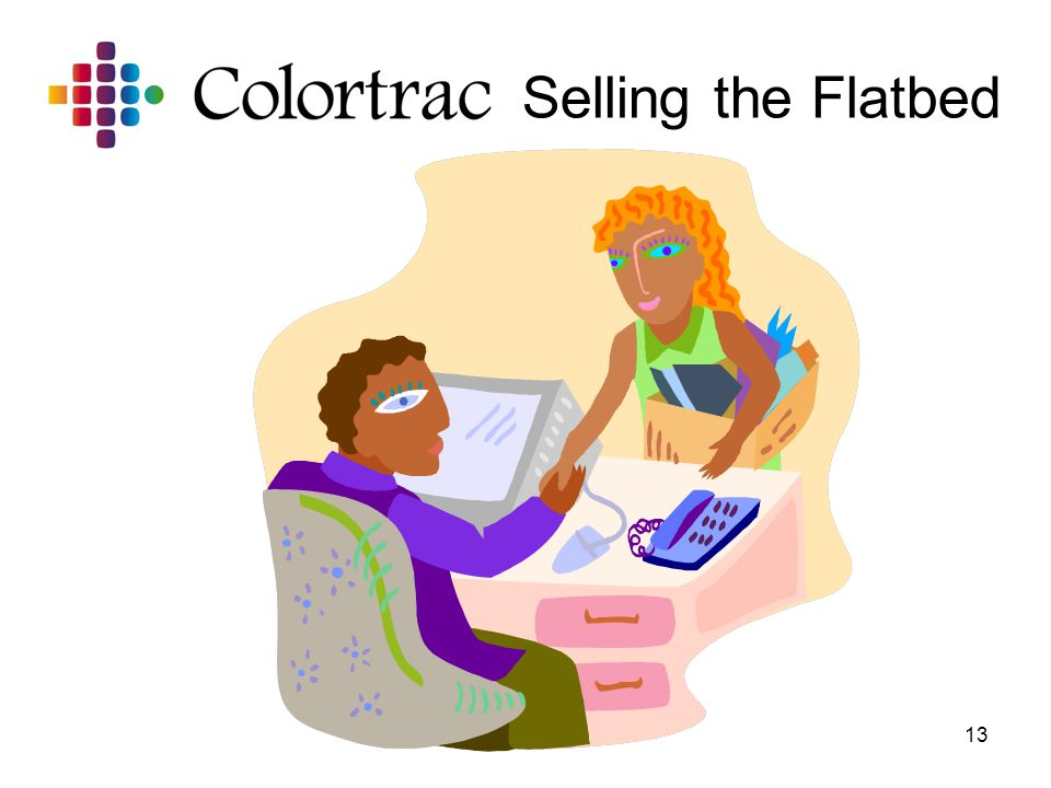 Selling the Flatbed