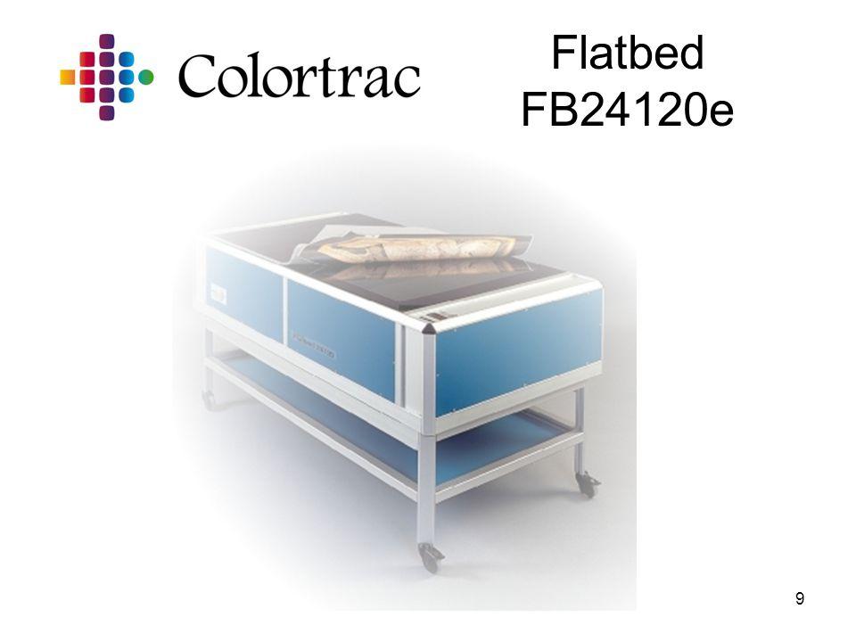Flatbed FB24120e