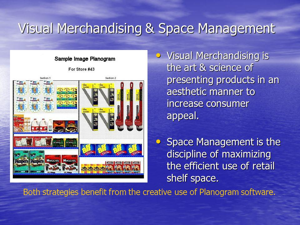 Visual Merchandising & Space Management