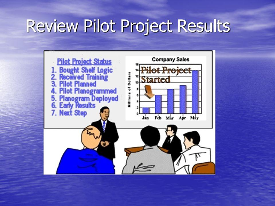 Review Pilot Project Results