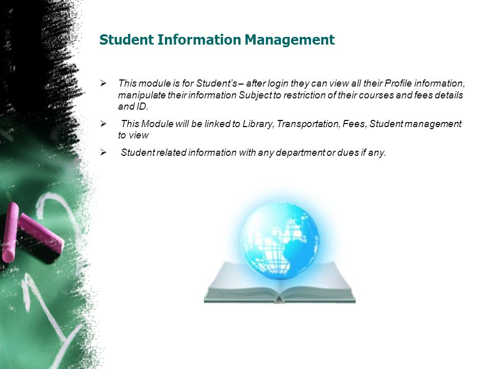 Student Information Management