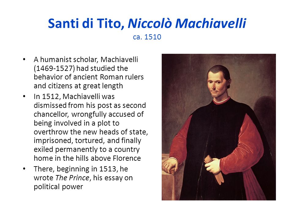 essays on the prince by machiavelli Italian political writer niccolò machiavelli's the prince is one of the most powerful discussions of politics during essays, research 2018 essay prince.