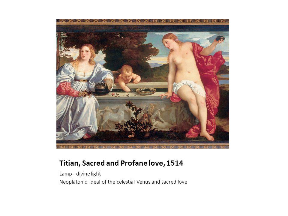 Titian, Sacred and Profane love, 1514