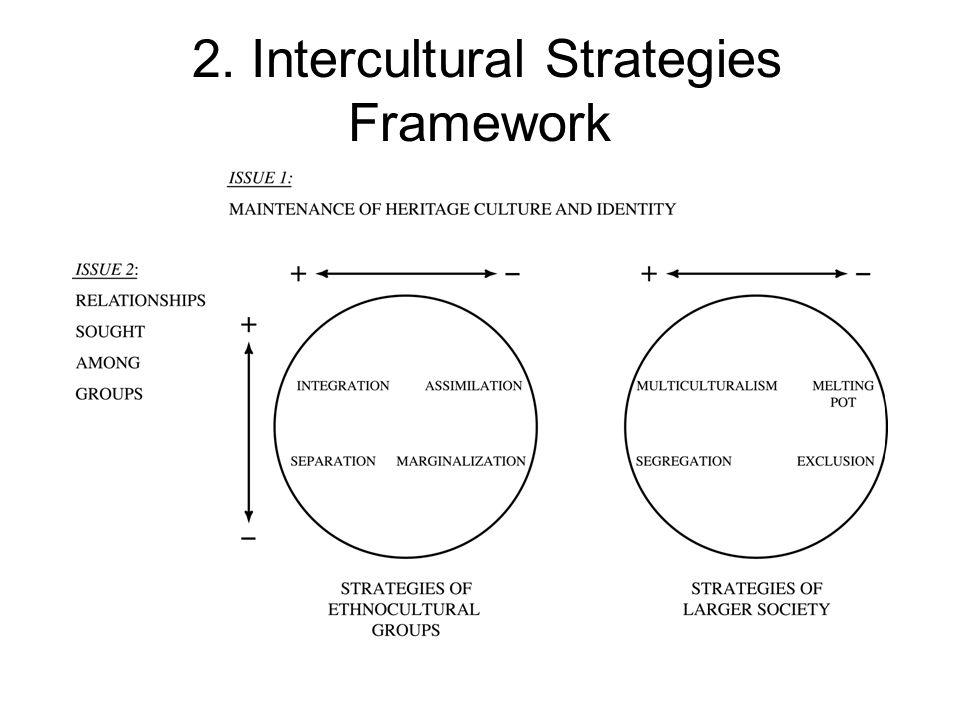 2. Intercultural Strategies Framework