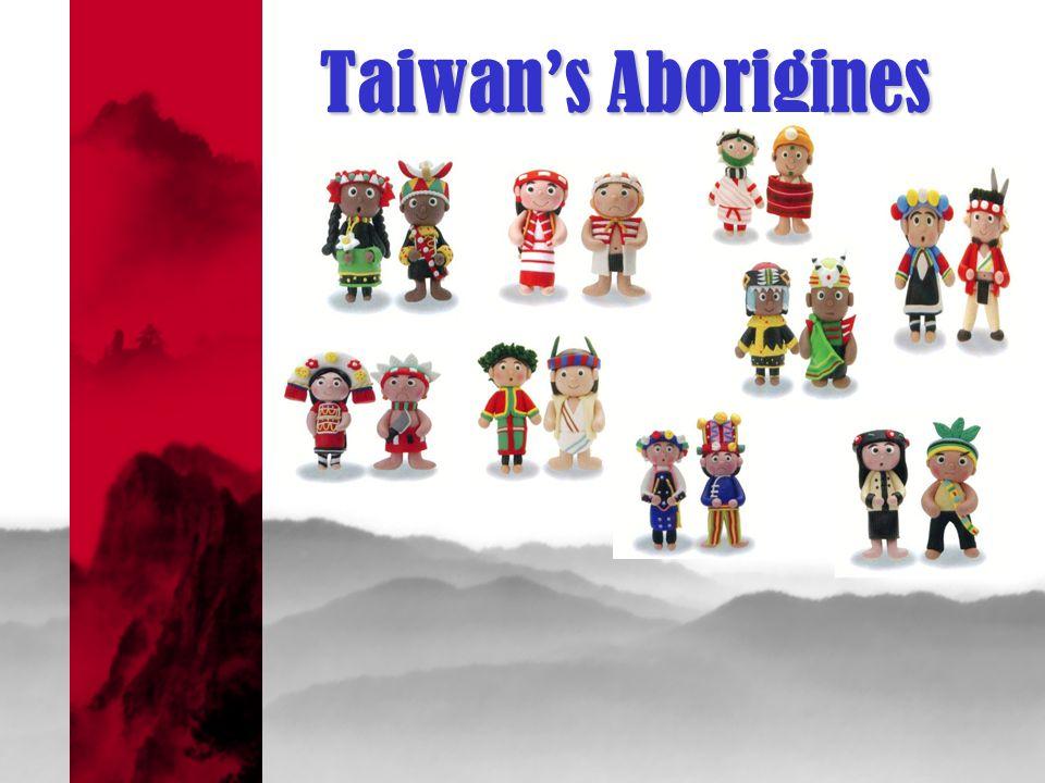 Taiwan's Aborigines