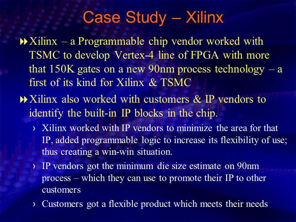 Case Study – Xilinx