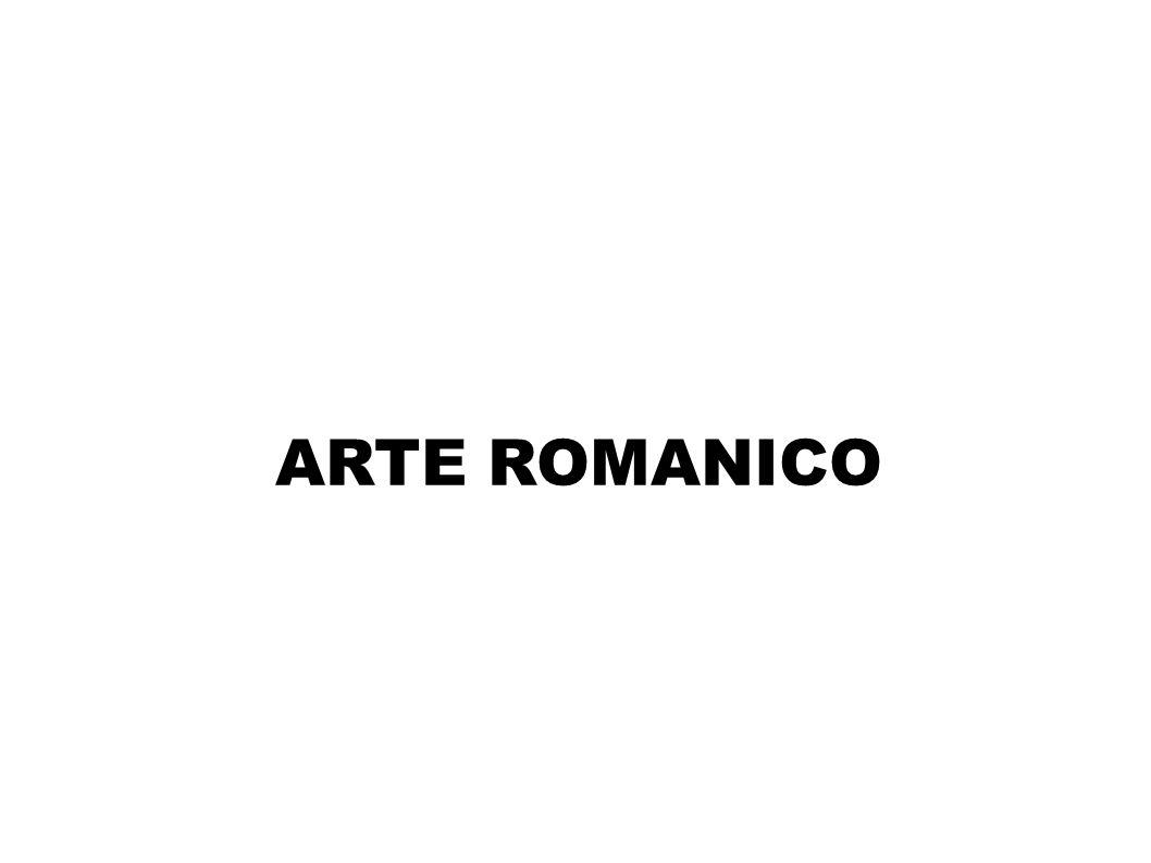 ARTE ROMANICO