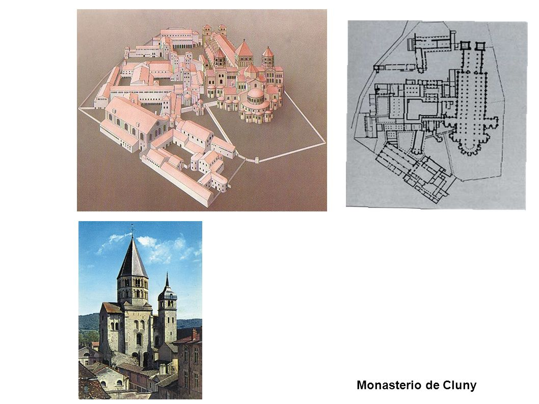 Monasterio de Cluny